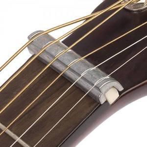 """Bilde av Slide gitar """"Perfect Nut"""" - nikkel"""