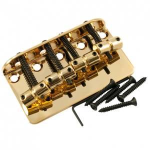 Bilde av Bassbridge for Fender bass - standard - gull