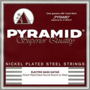 Bilde av Pyramid Bass Nickel-Plated Steel 5 strengs .040 - .126