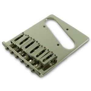 Bilde av Bridge for Fender Telecaster - nikkel